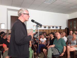 Giuseppe Culicchia a Bruzolo